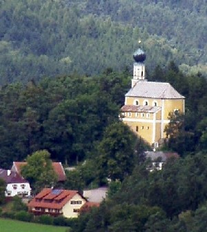 Filialkirche St. Peter und Paul in Marienstein